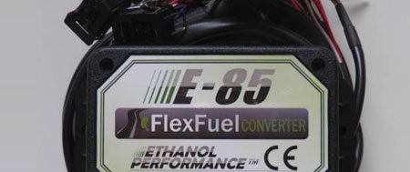 Conversion bioethanoel E85 Flex Fuel à Cognac